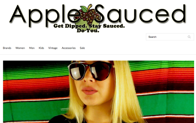 Apple Sauced