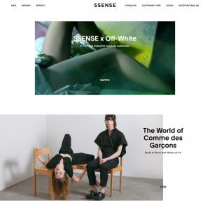 Designer Clothes, Shoes & Bags  Online Boutique  SSENSE