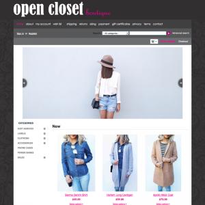 OpenCloset