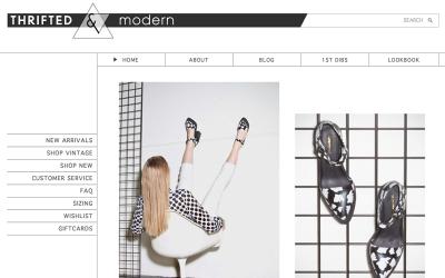 Thrifted & Modern