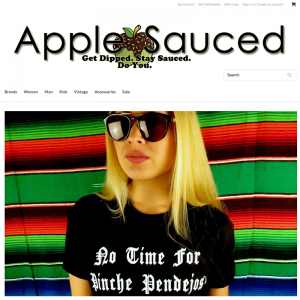 Apple Sauced