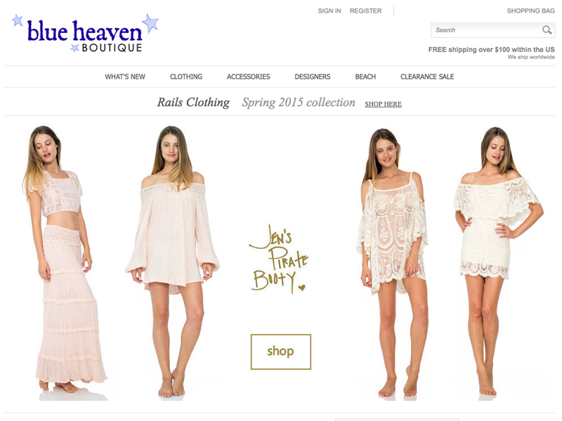 Blue Heaven Boutique