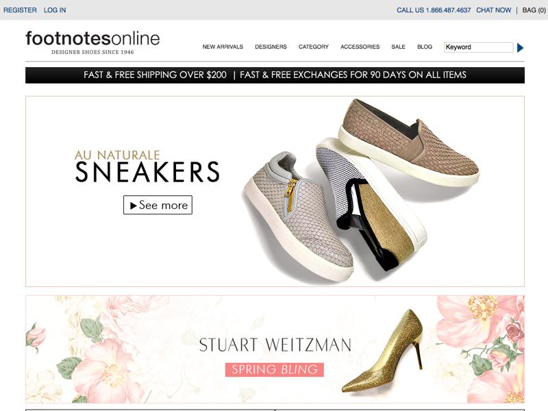 Footnotes online