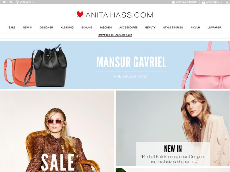 ANITA HASS
