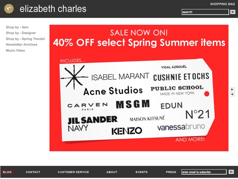 Elizabeth Charles
