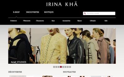 IRINA KHA